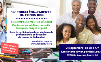 1er Forum Edu-Parents du Fonds 1804
